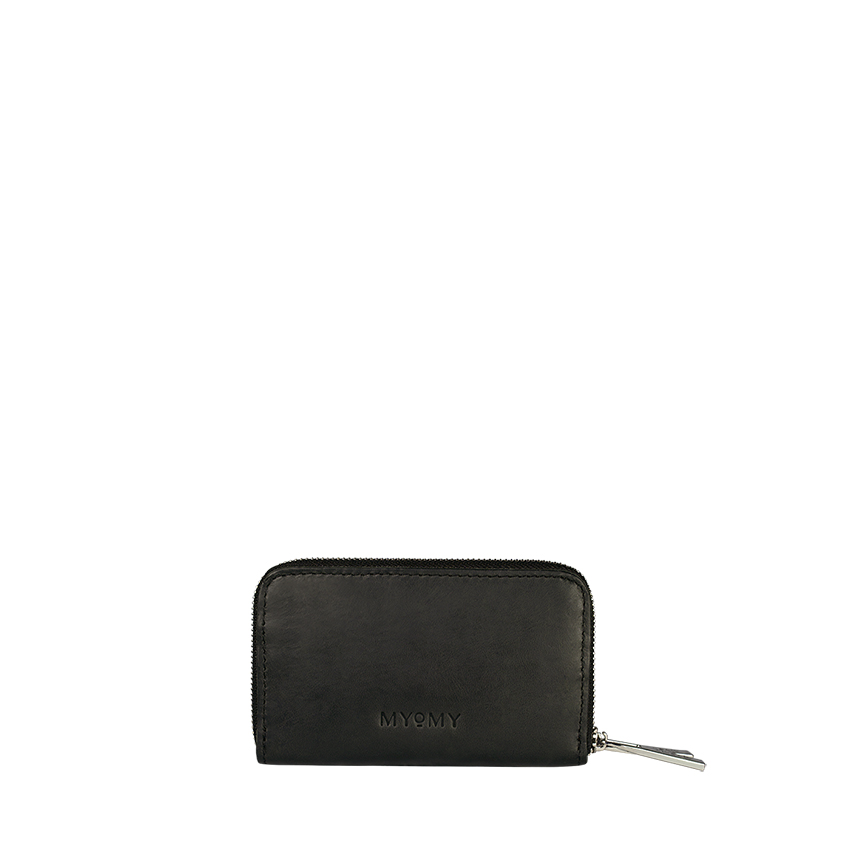MY WALLET Medium – hunter off-black
