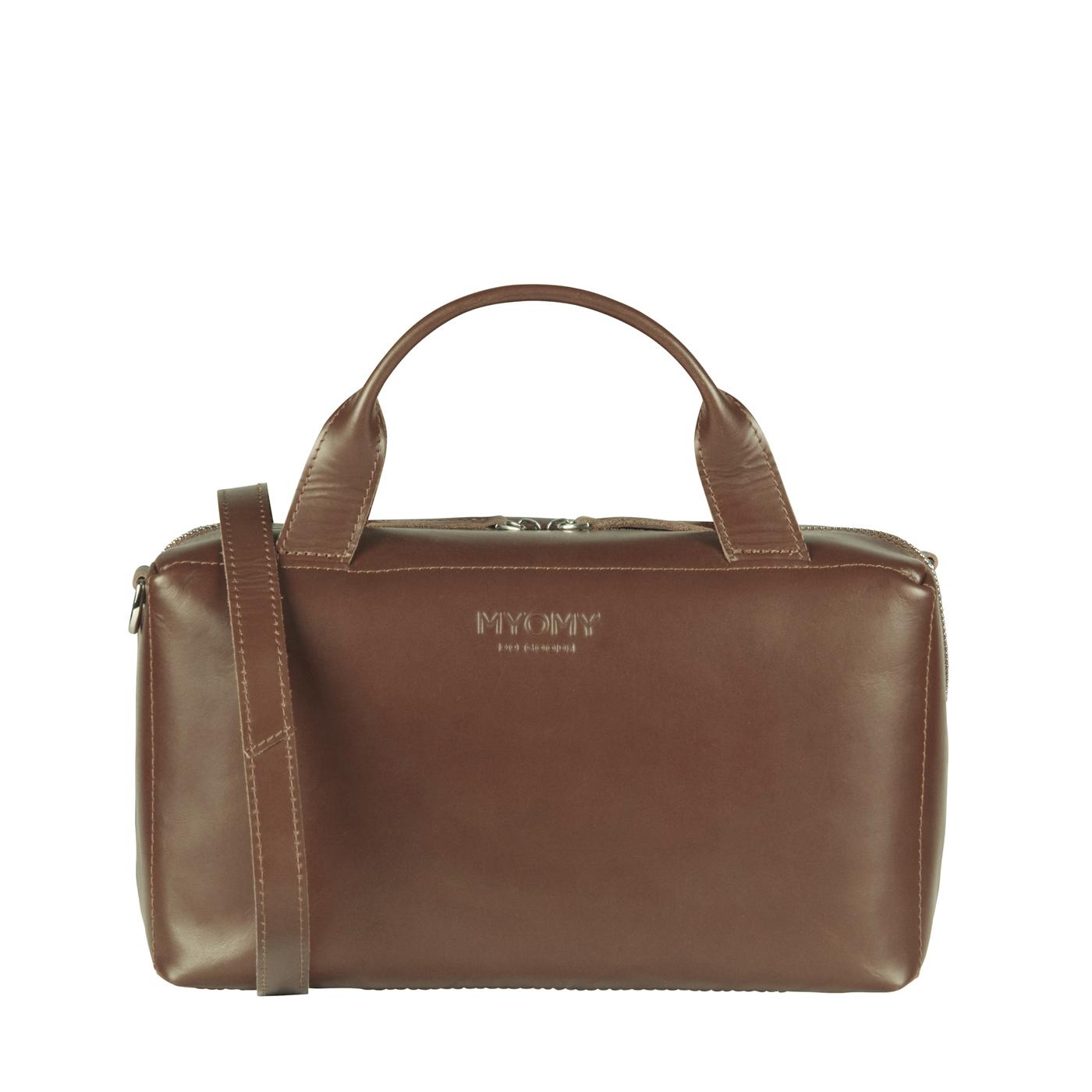 MY BOXY BAG Workbag - hunter waxy original
