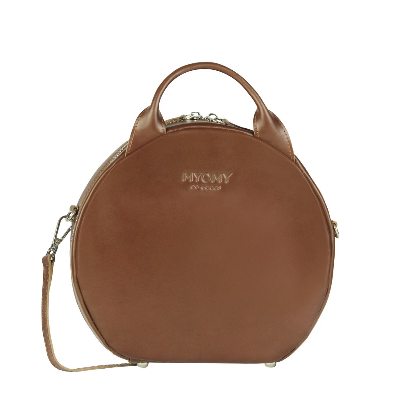 MY BOXY BAG Cookie - hunter waxy original