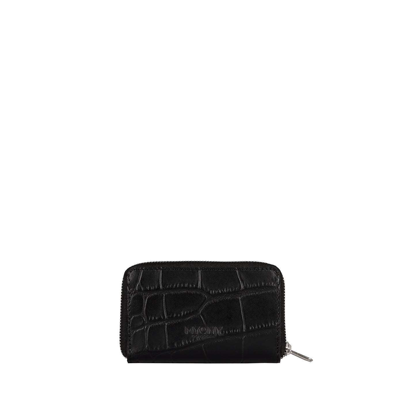 MY CARRY BAG Wallet Medium - croco black