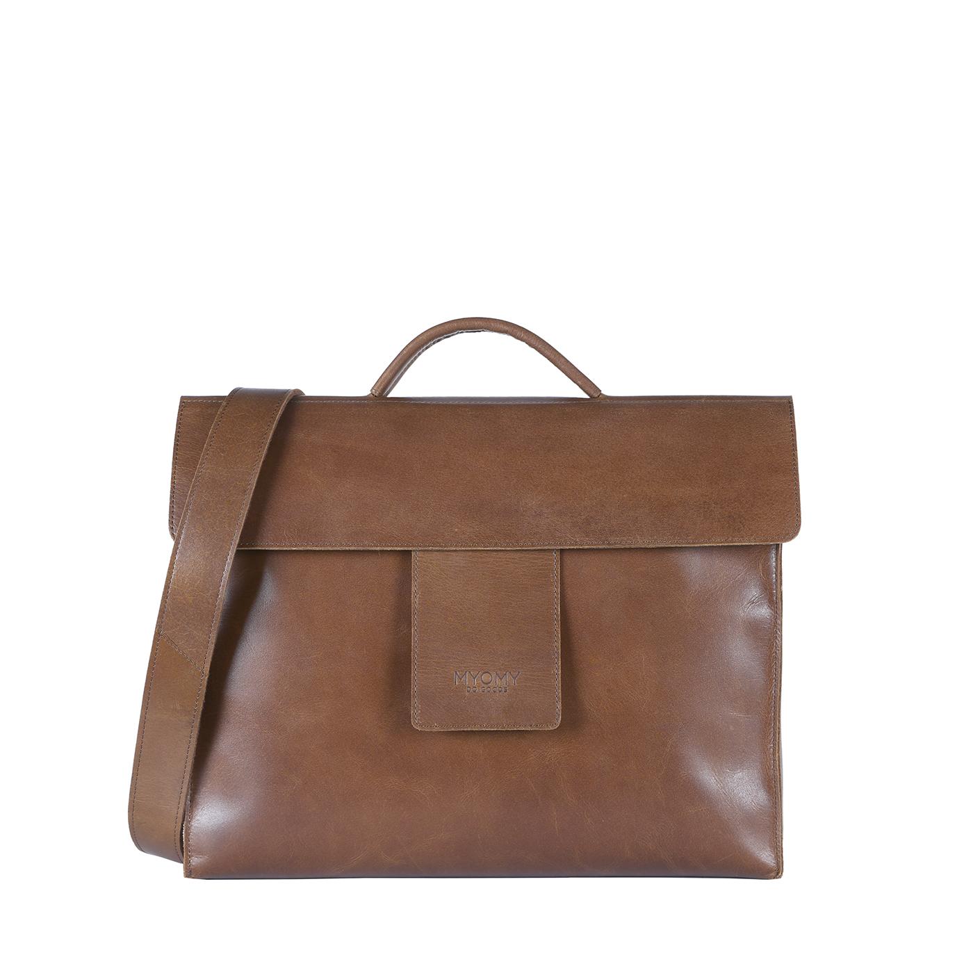 MY HOME BAG Business - hunter waxy original