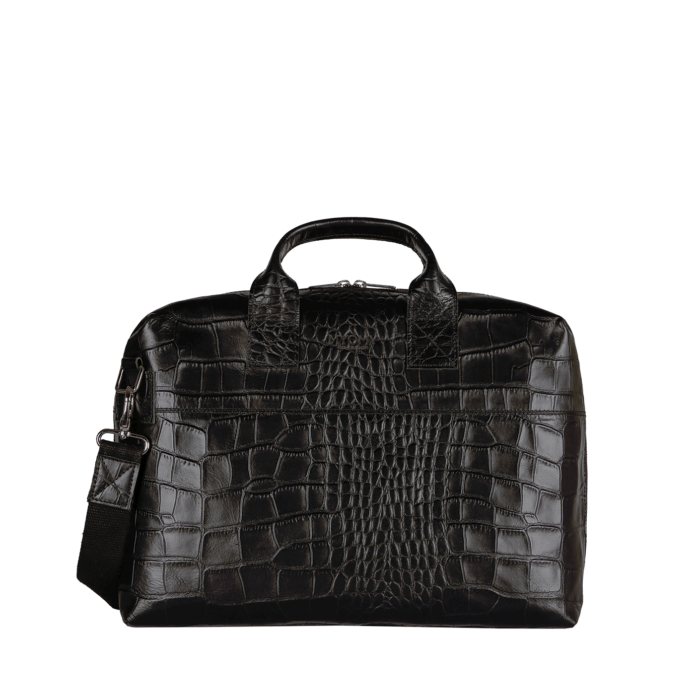 MY PHILIP BAG Business - croco black