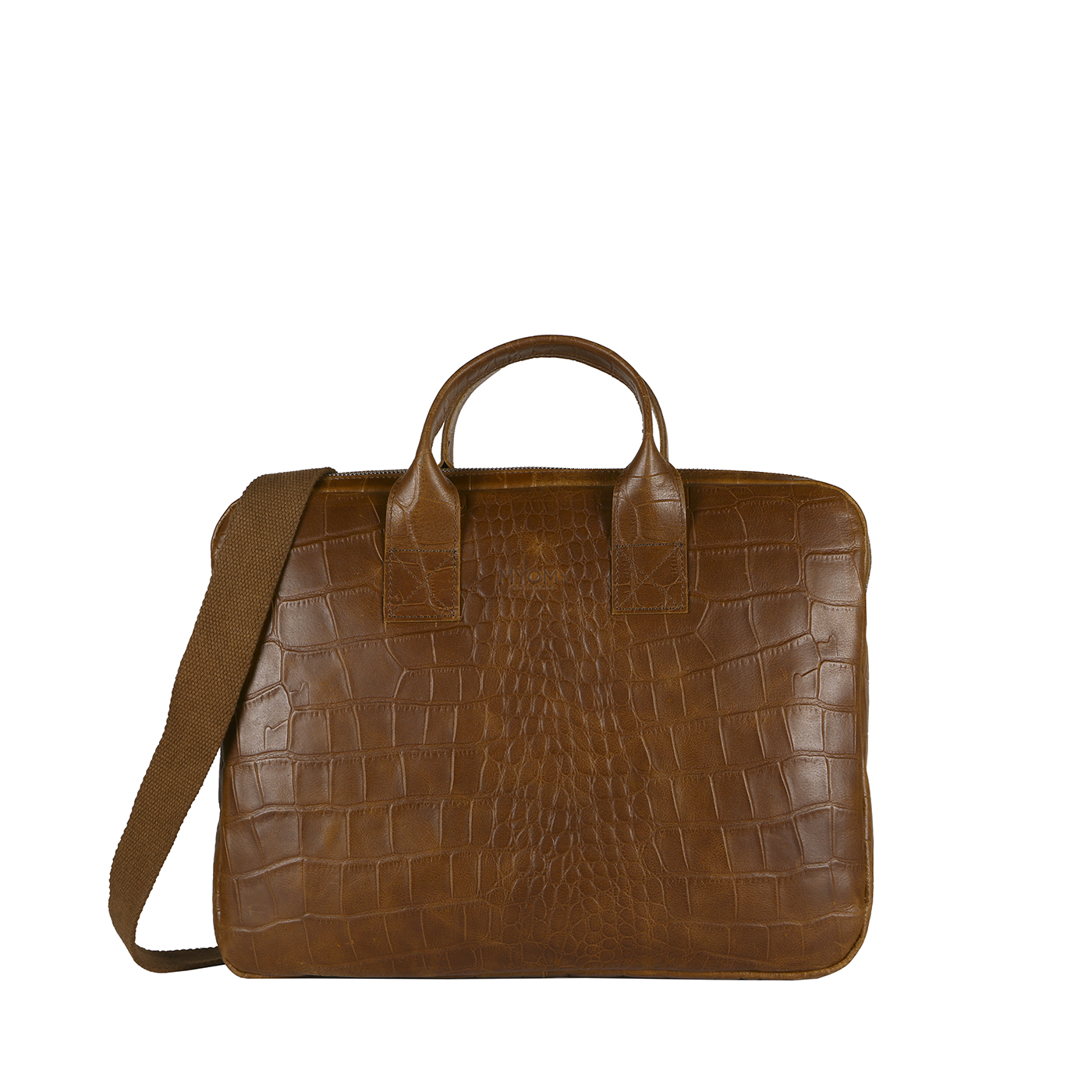 MY PHILIP BAG Laptop - croco original