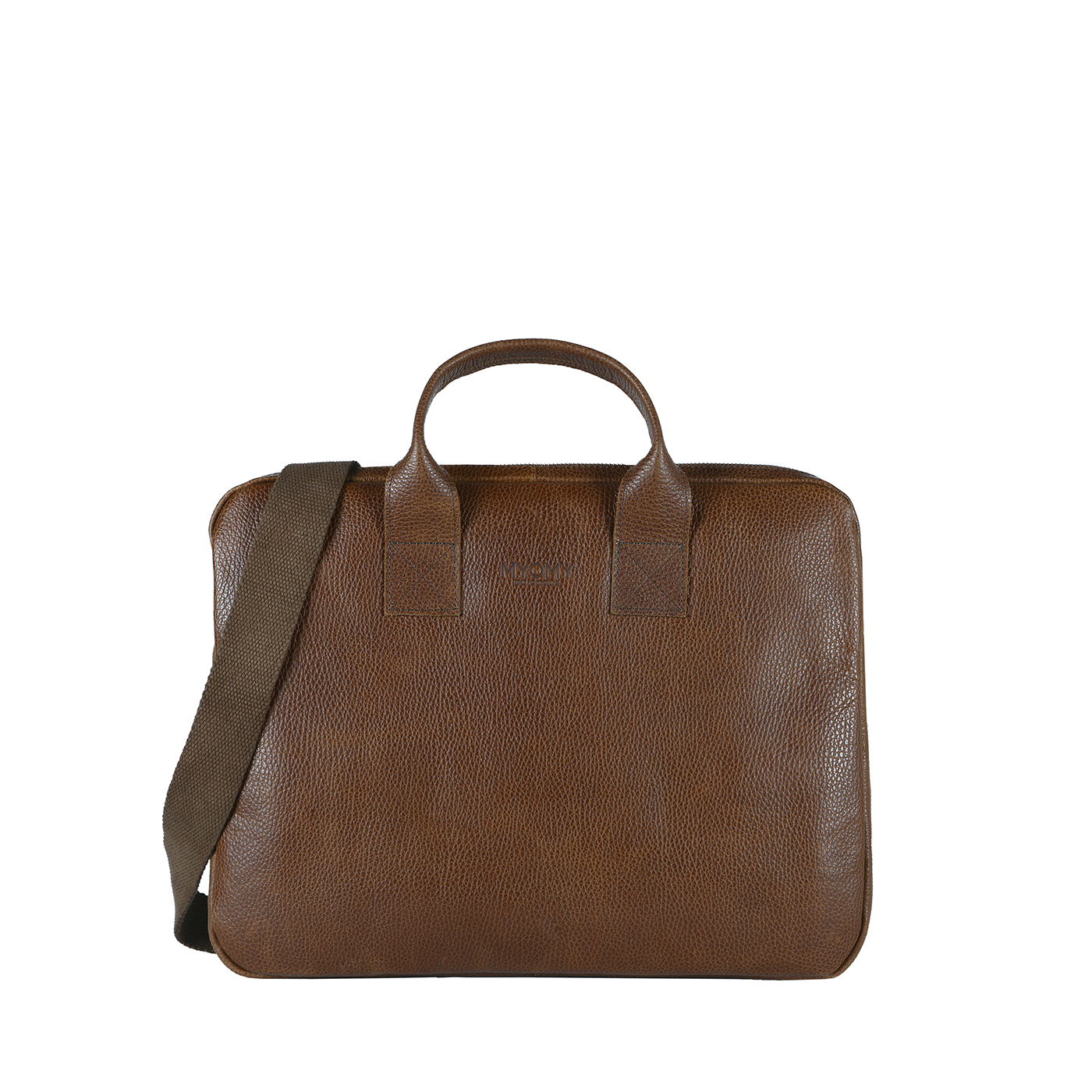 MY PHILIP BAG Laptop - rambler brandy