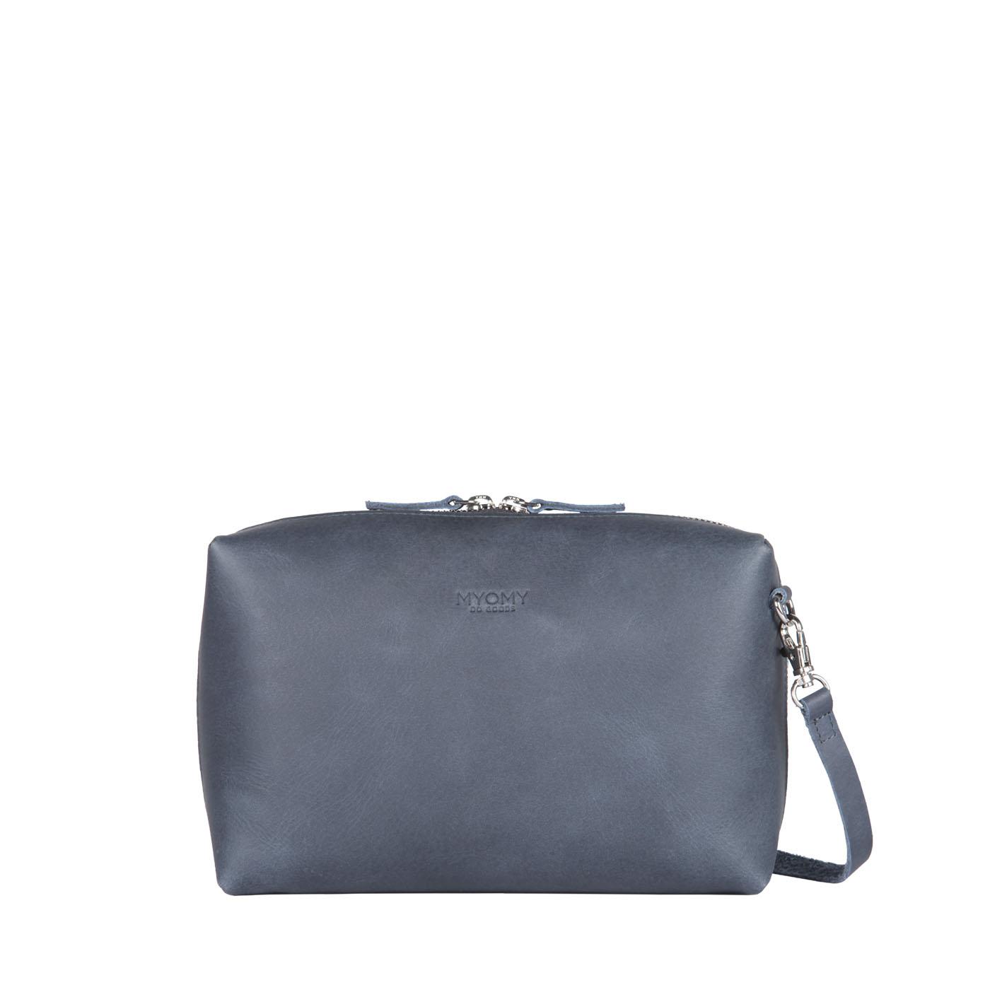 MY BOXY BAG Handbag - hunter navy blue
