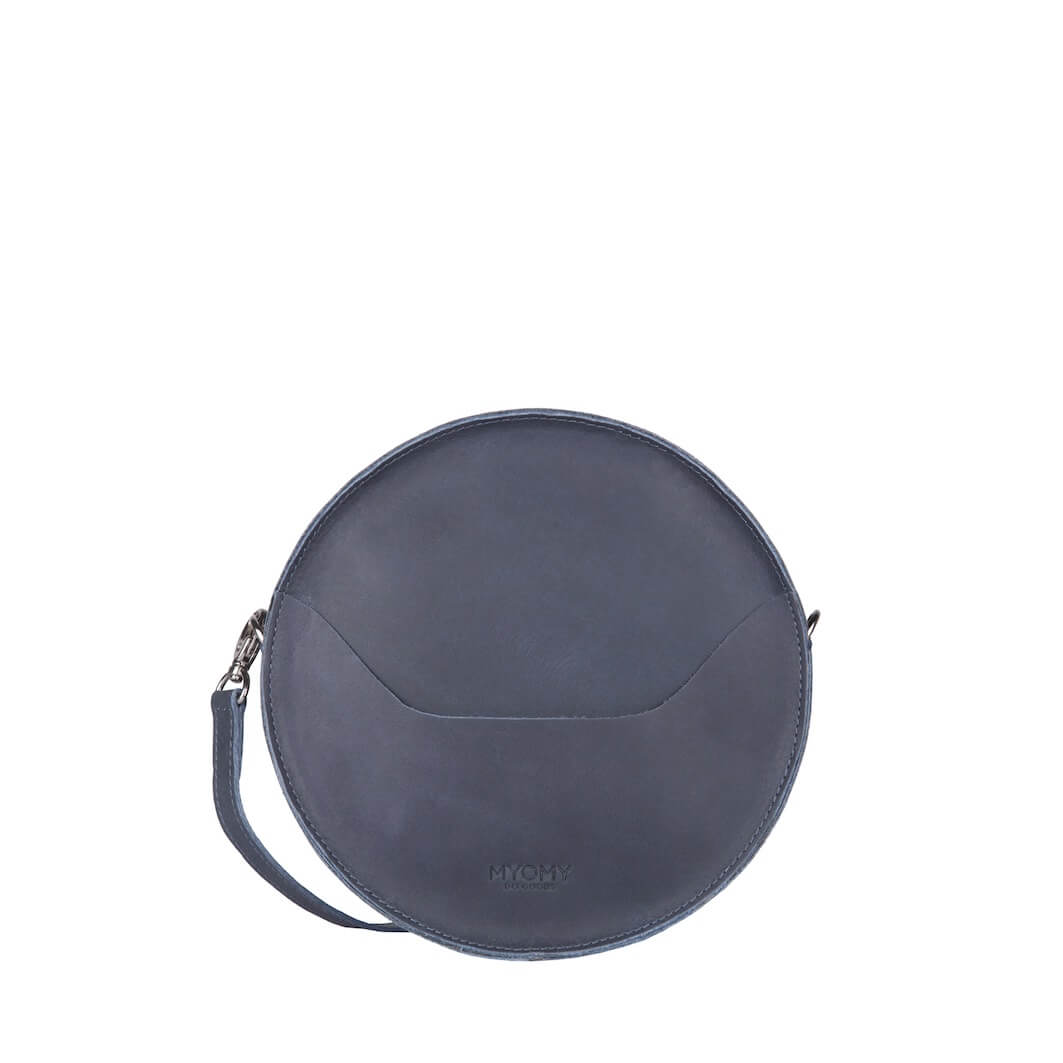 MY CARRY BAG Cookie - hunter navy blue