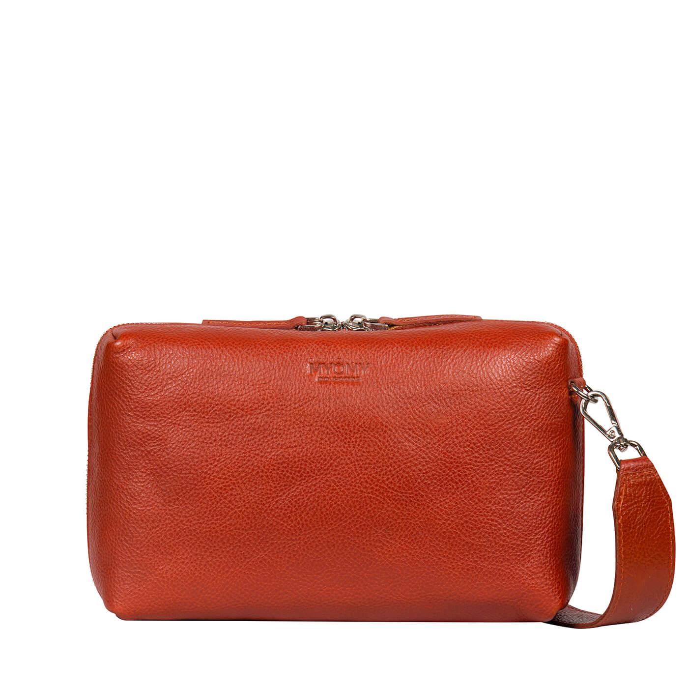 [PRE-ORDER] MY BOXY BAG Handbag – seville cognac