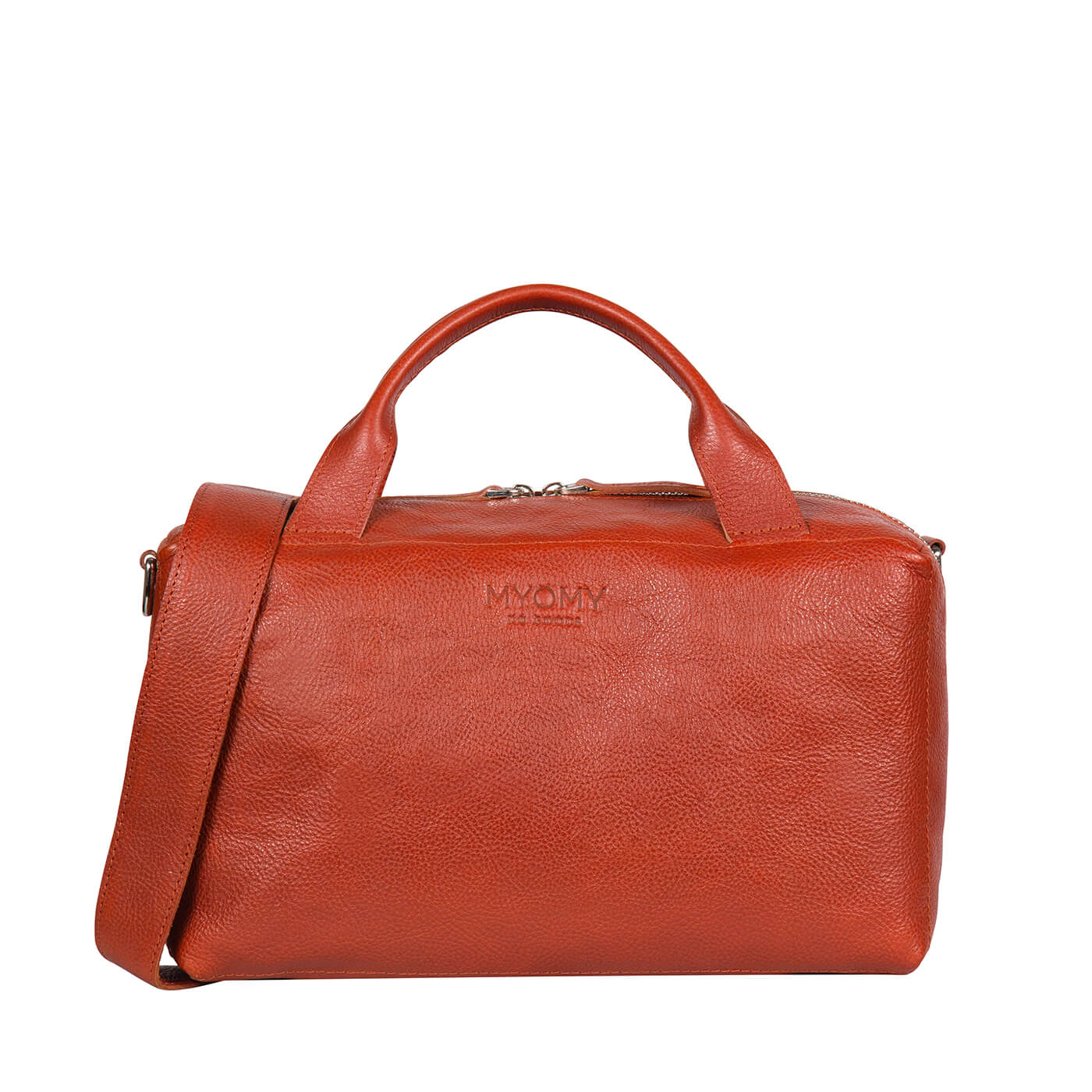 MY BOXY BAG Workbag - seville cognac