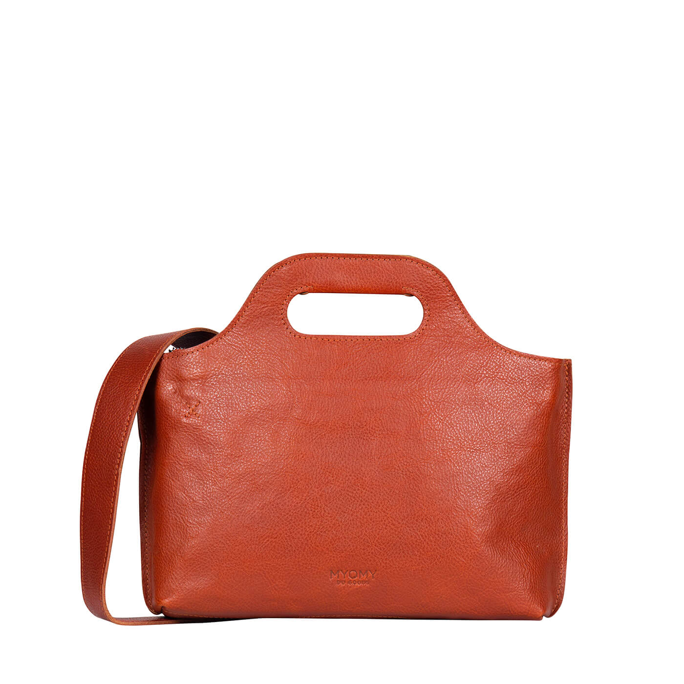 [PRE-ORDER] MY CARRY BAG Mini – seville cognac