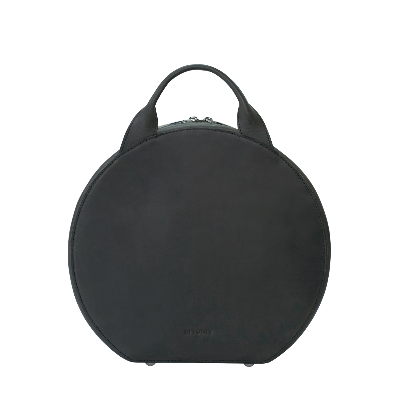 MY BOXY BAG Cookie backbag - hunter off-black