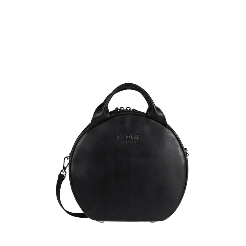 MY BOXY BAG Cookie - hunter off-black