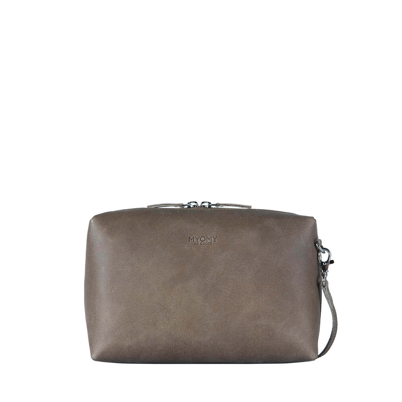MY BOXY BAG Handbag - hunter taupe