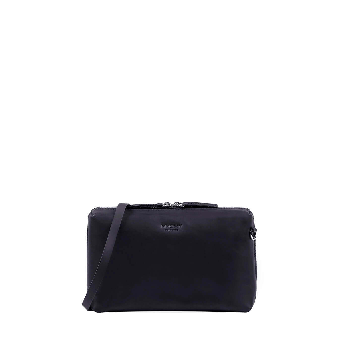 MY BOXY BAG Handbag - hunter off-black