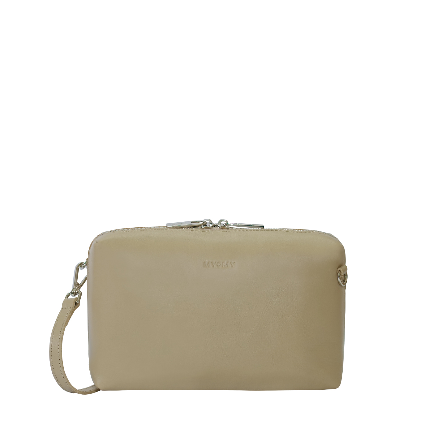 MY BOXY BAG Handbag - sand