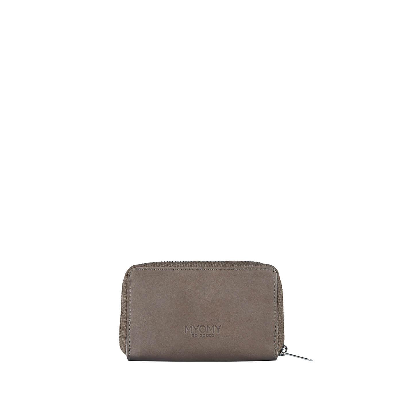 MY CARRY BAG Wallet Medium - hunter taupe