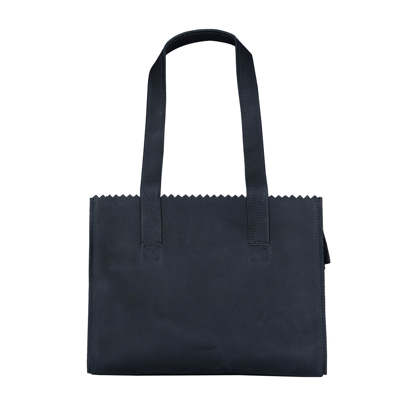 MY PAPER BAG Handbag – hunter off-black