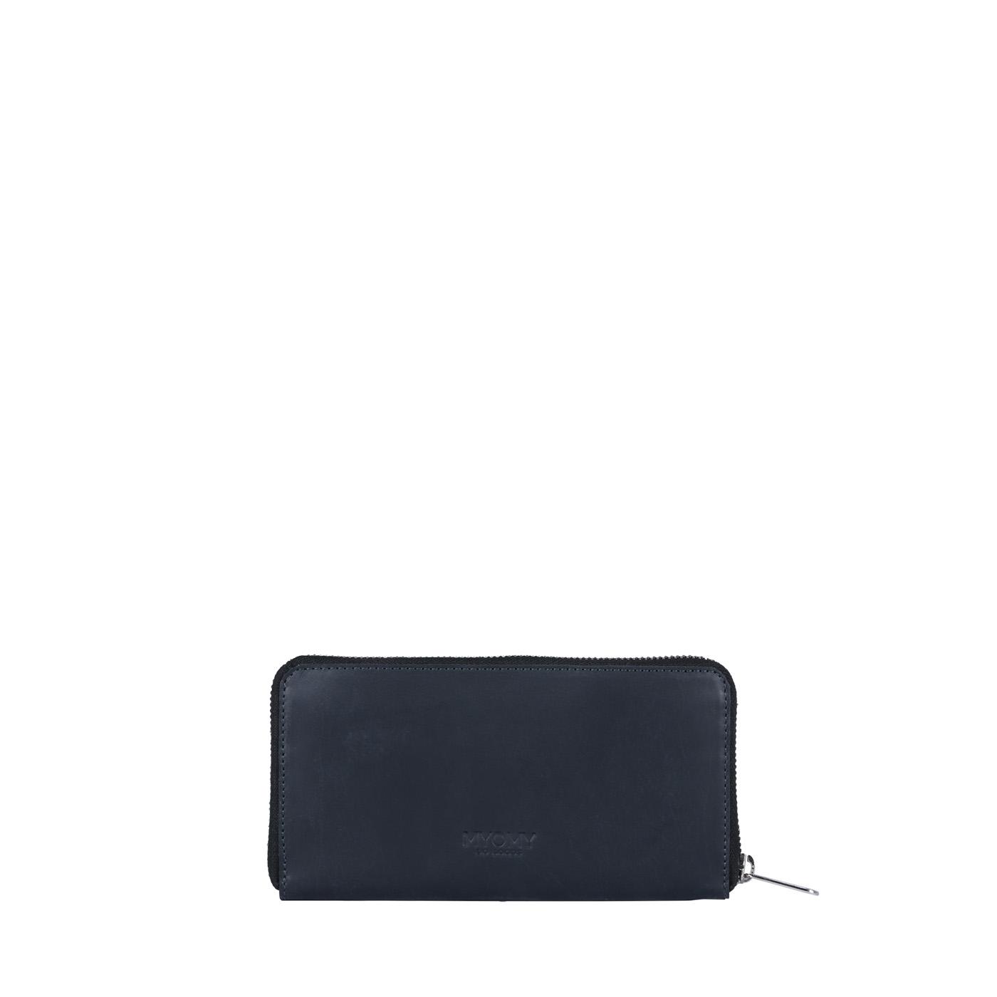 MY PAPER BAG Wallet Large (RFID) - hunter off black