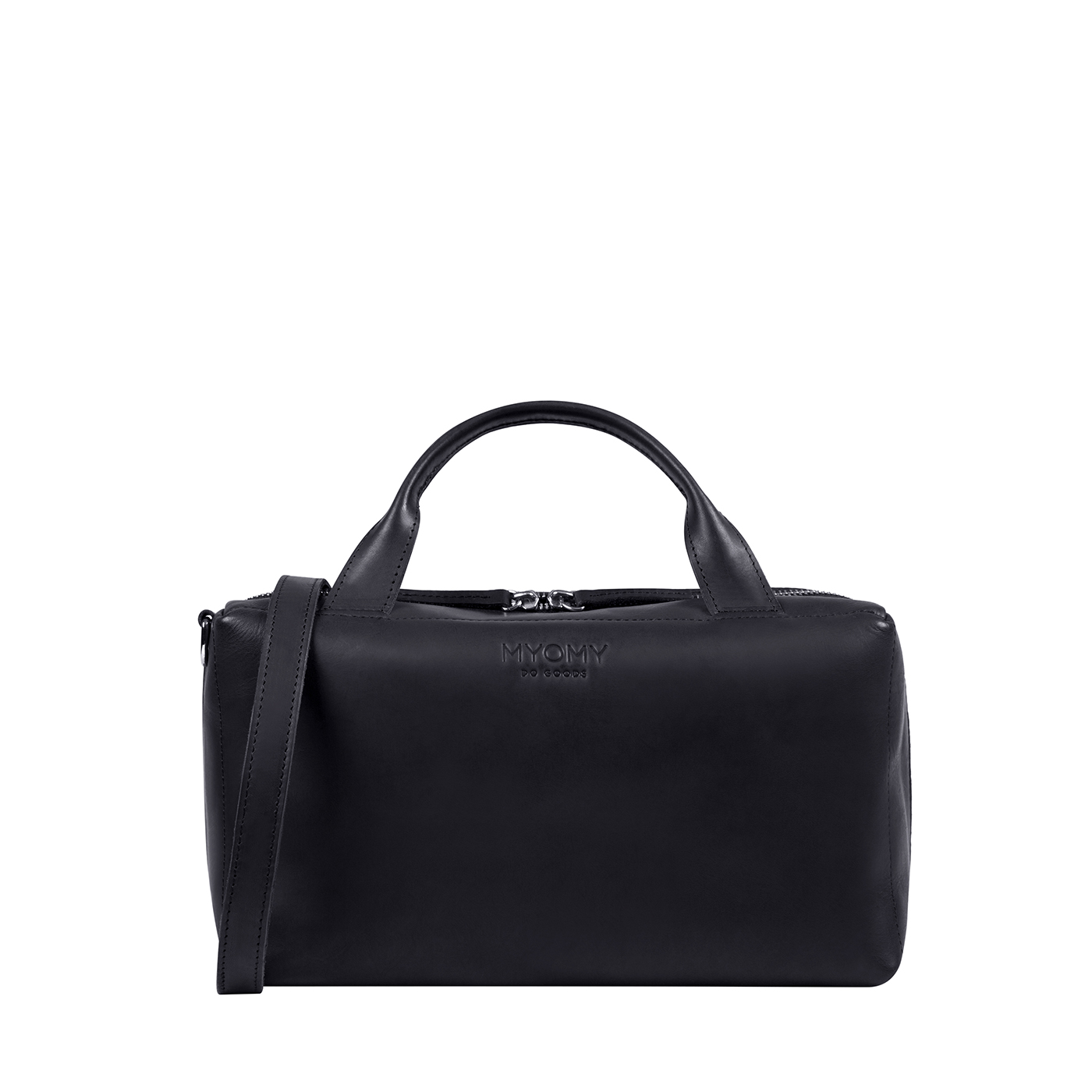 MY BOXY BAG Workbag – hunter black