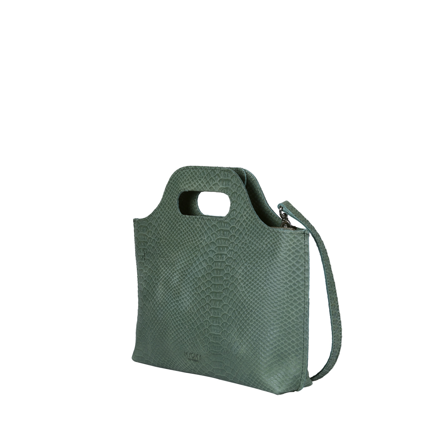 BAG MY CARRY green MYOMY Mini anaconda sea vqpP5zwq