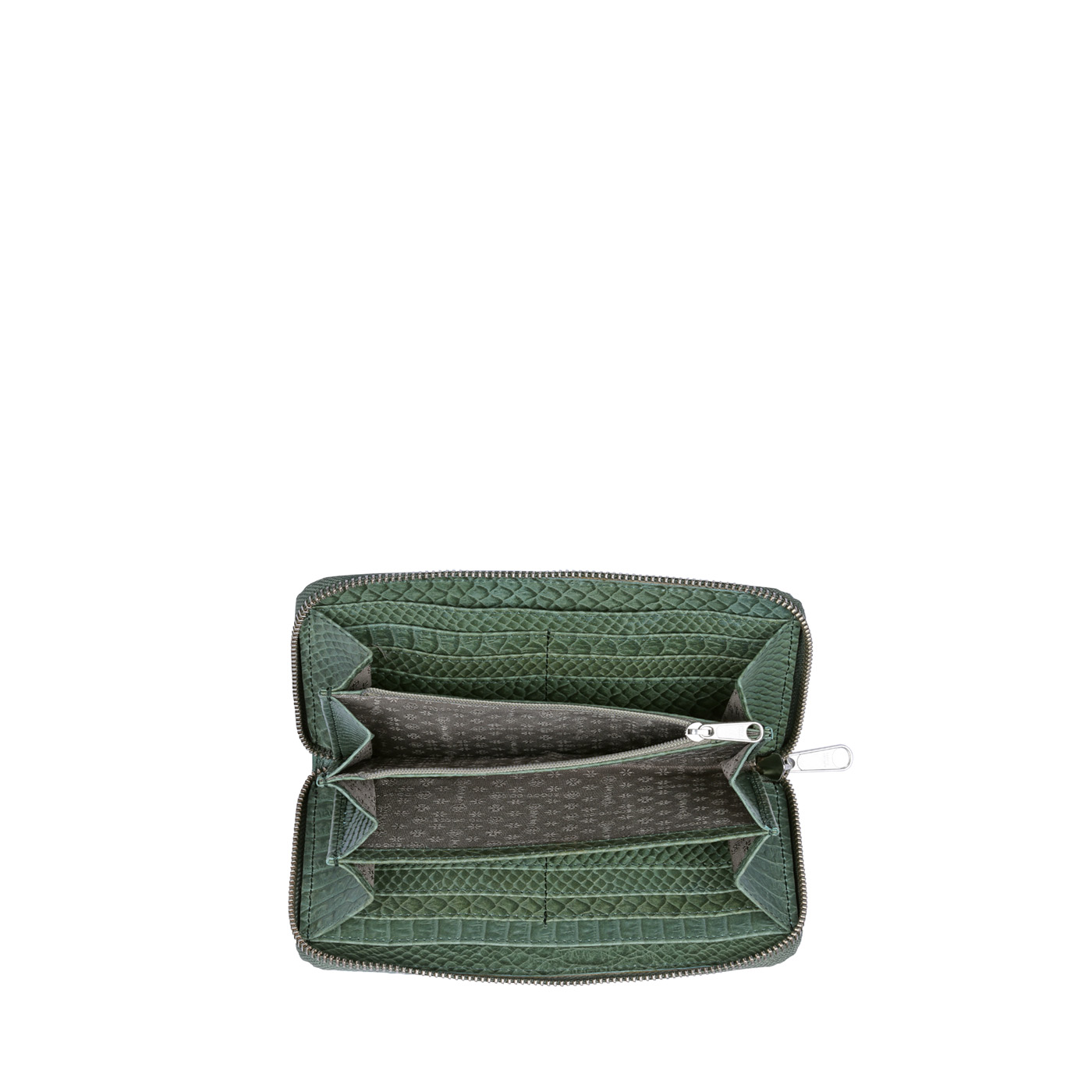 0a8638ce01c MY PAPER BAG Wallet - anaconda sea green - MYOMY