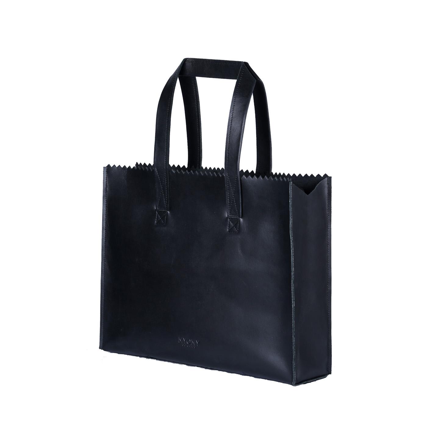 Work Waxy Paper Black Bag My Myomy Hunter It qEXnp