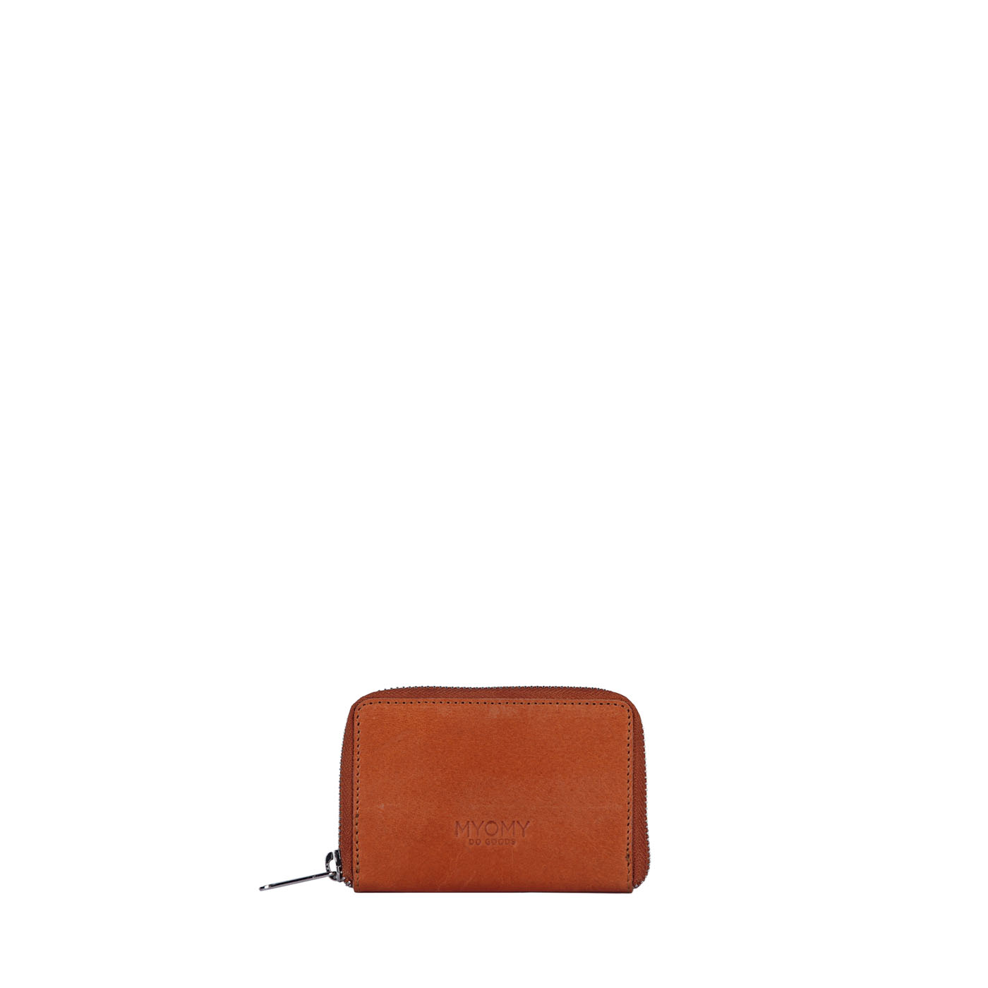 MYOMY Wallet small - hunter waxy ginger