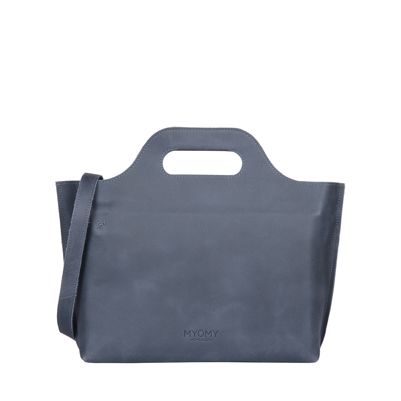 MY CARRY BAG Handbag – hunter navy blue