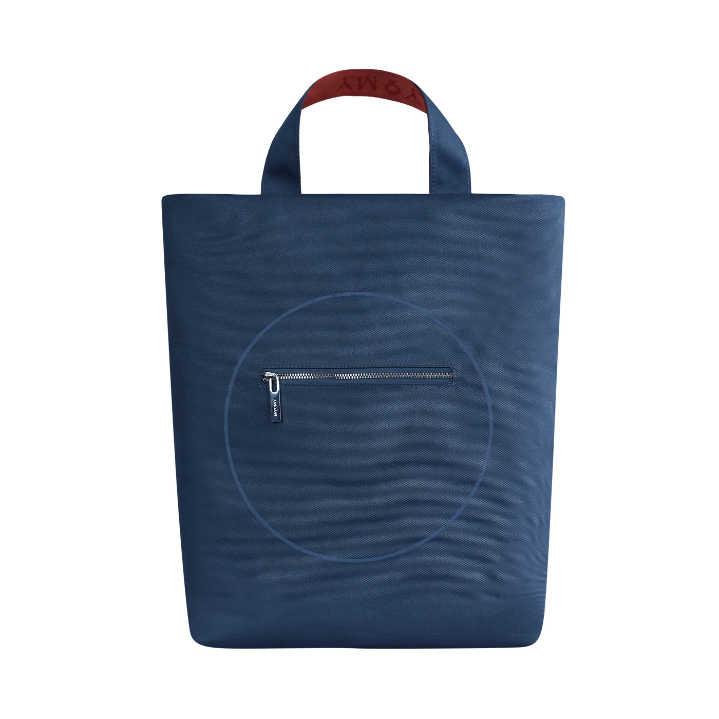 MY CIRCLE BAG Backbag – RPET Blue