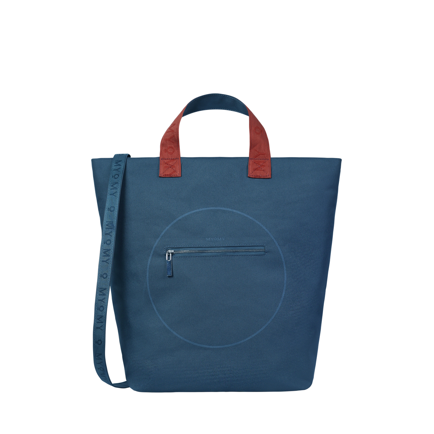 MY CIRCLE BAG Shopper – RPET Blue