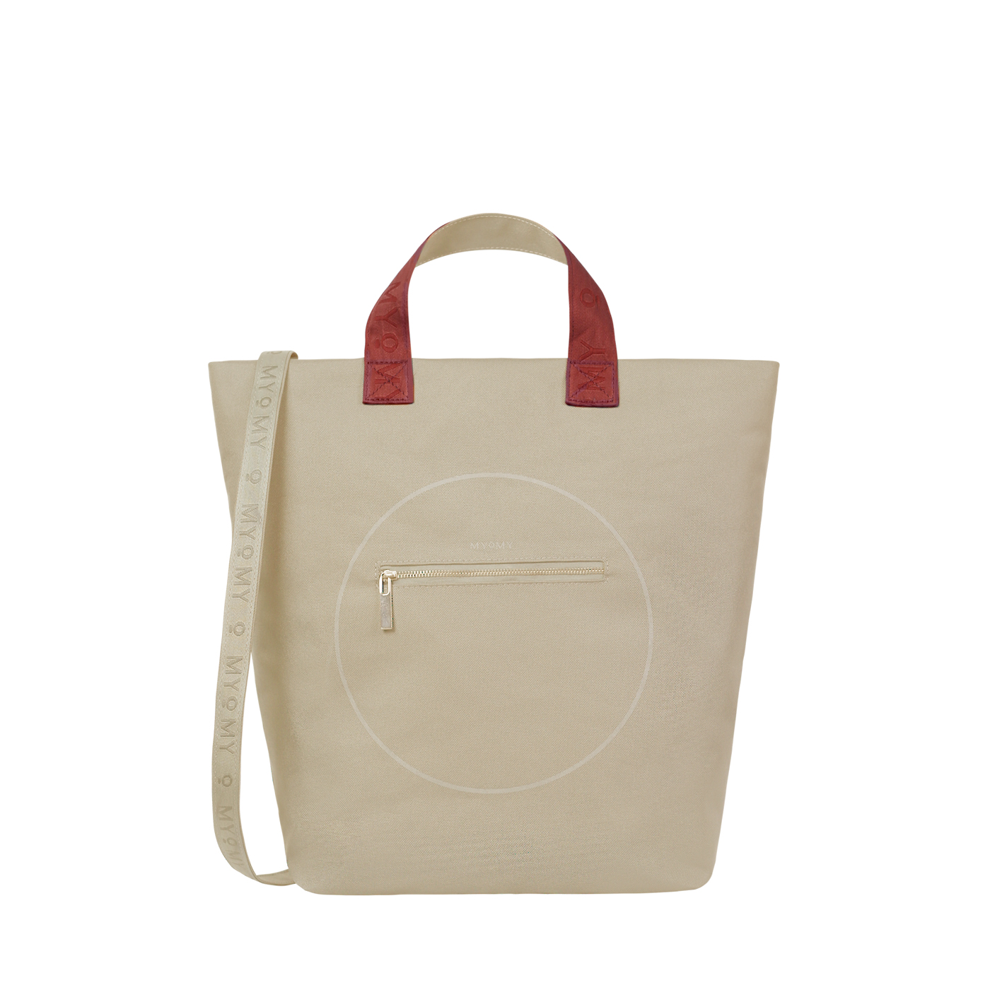 MY CIRCLE BAG Shopper – RPET Sand