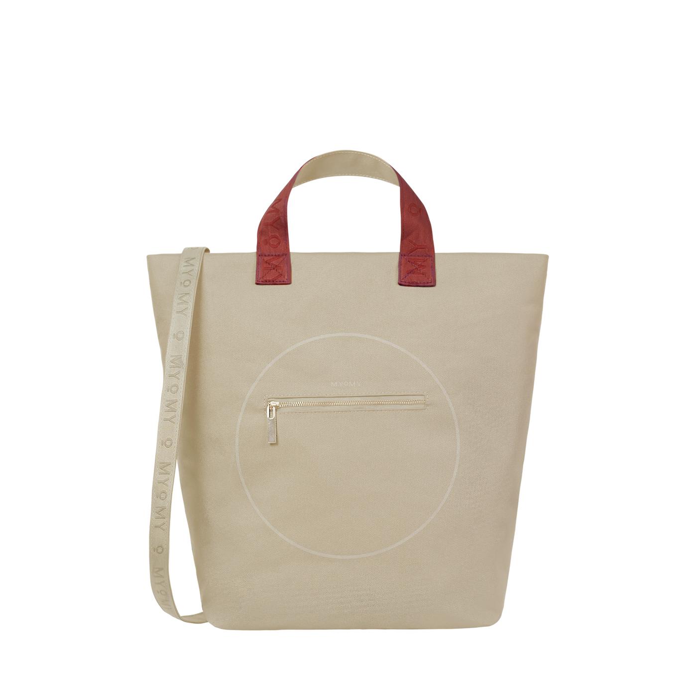 MY CIRCLE BAG Shopper – RPET Sand