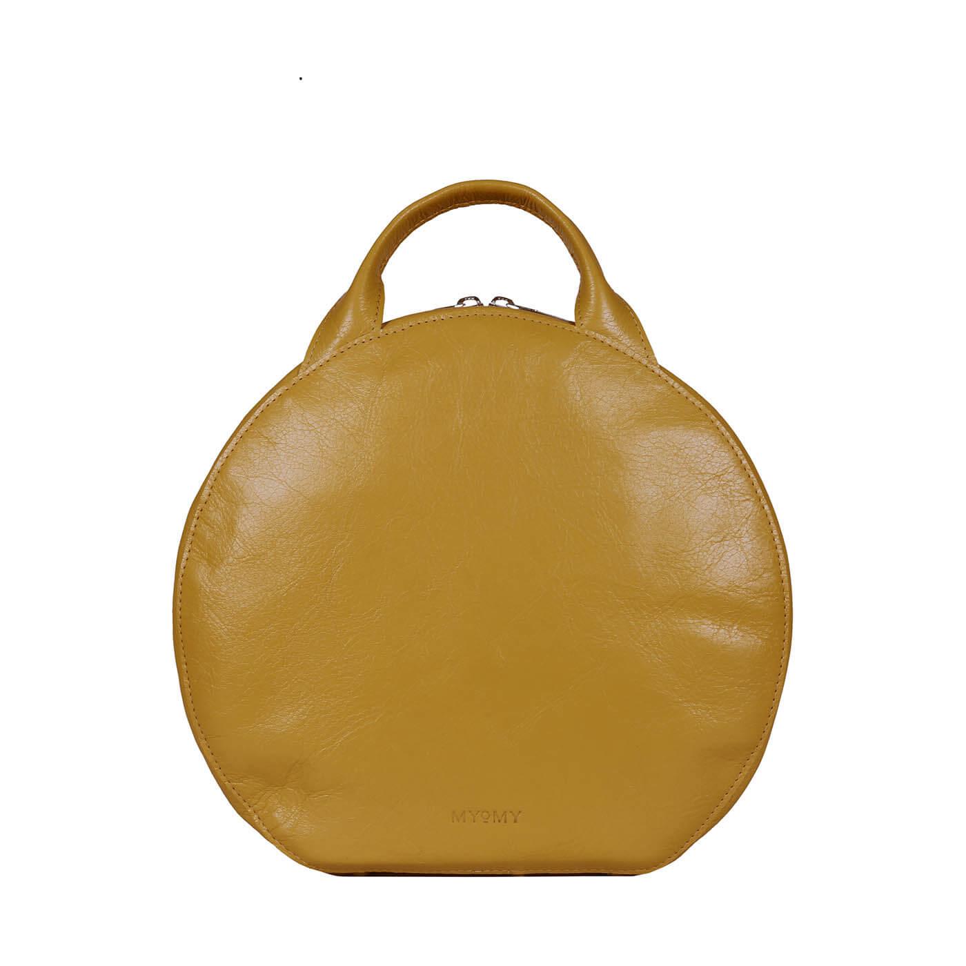 MY BOXY BAG Cookie backbag - seville ocher