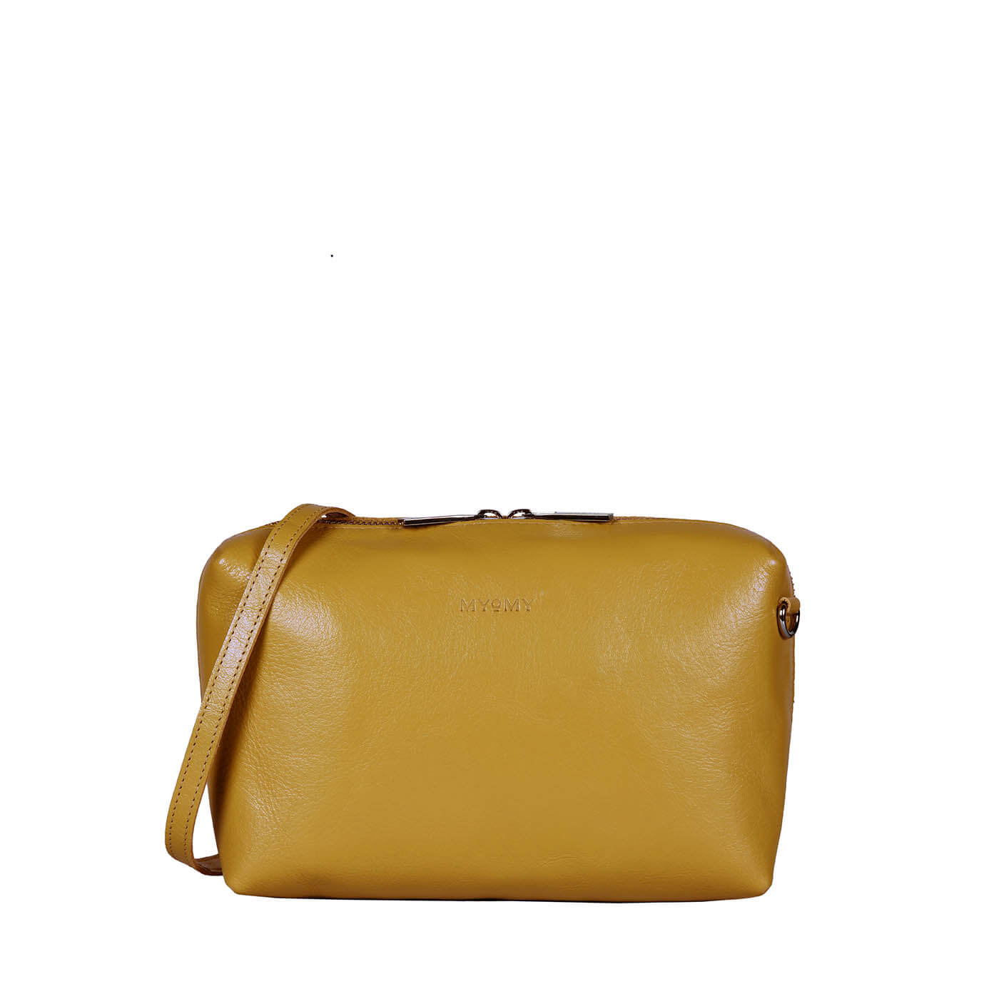 MY BOXY BAG Handbag - seville ocher