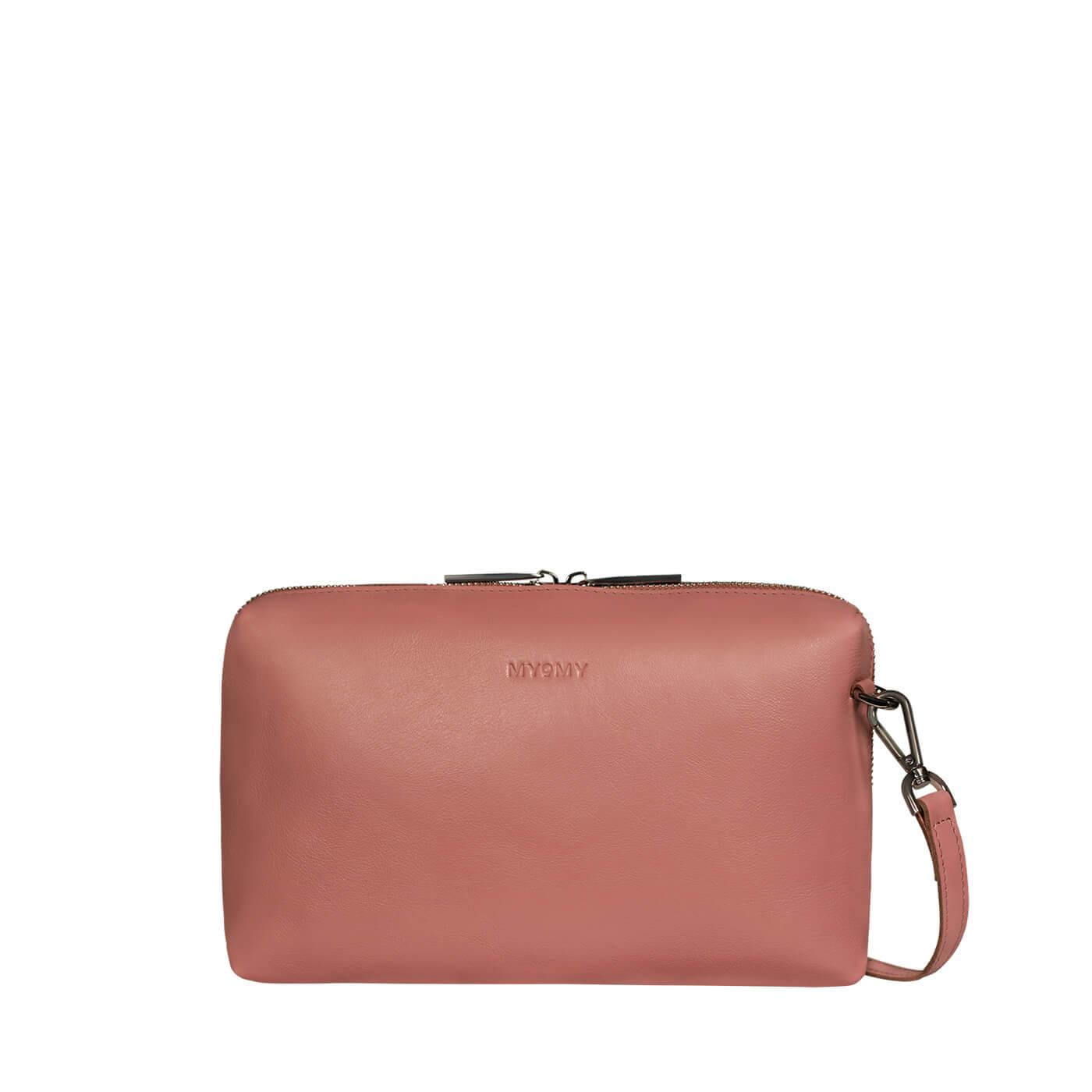MY BOXY BAG Handbag - hunter waxy pink