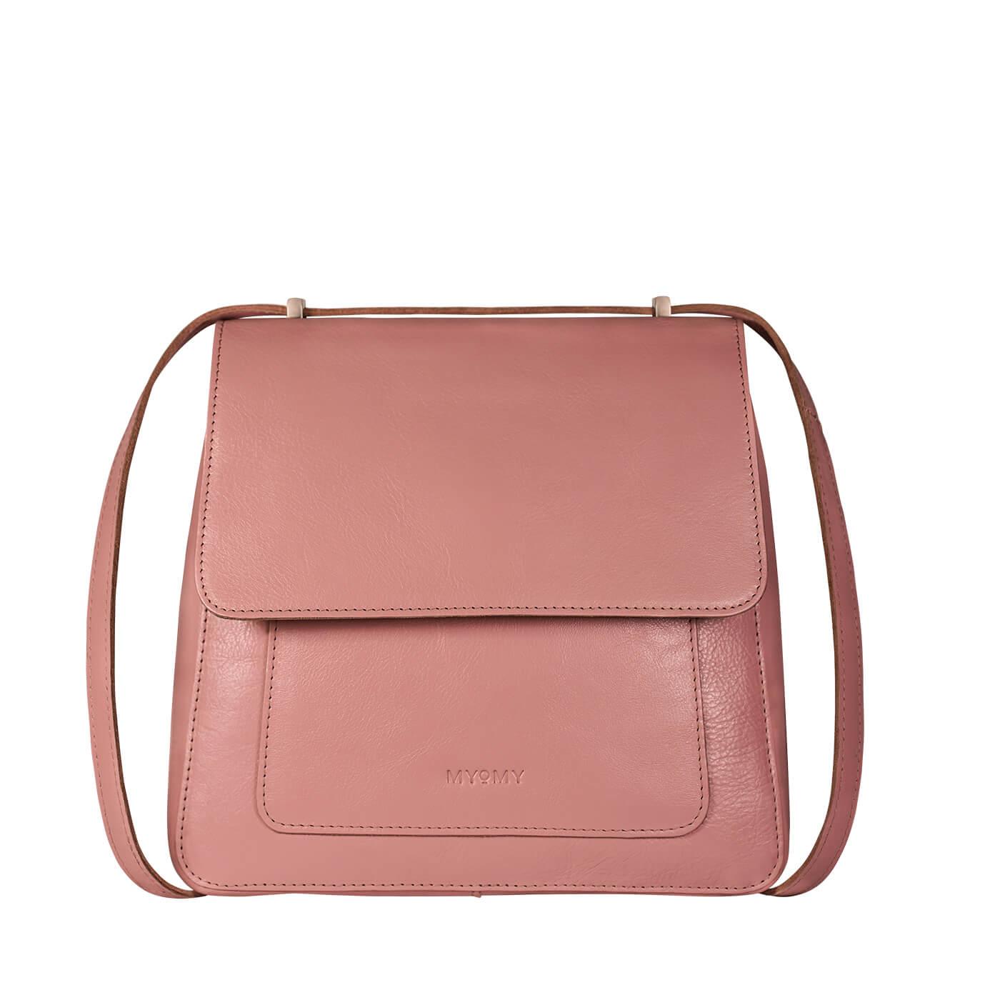 MY BOXY BAG Locker - hunter waxy pink