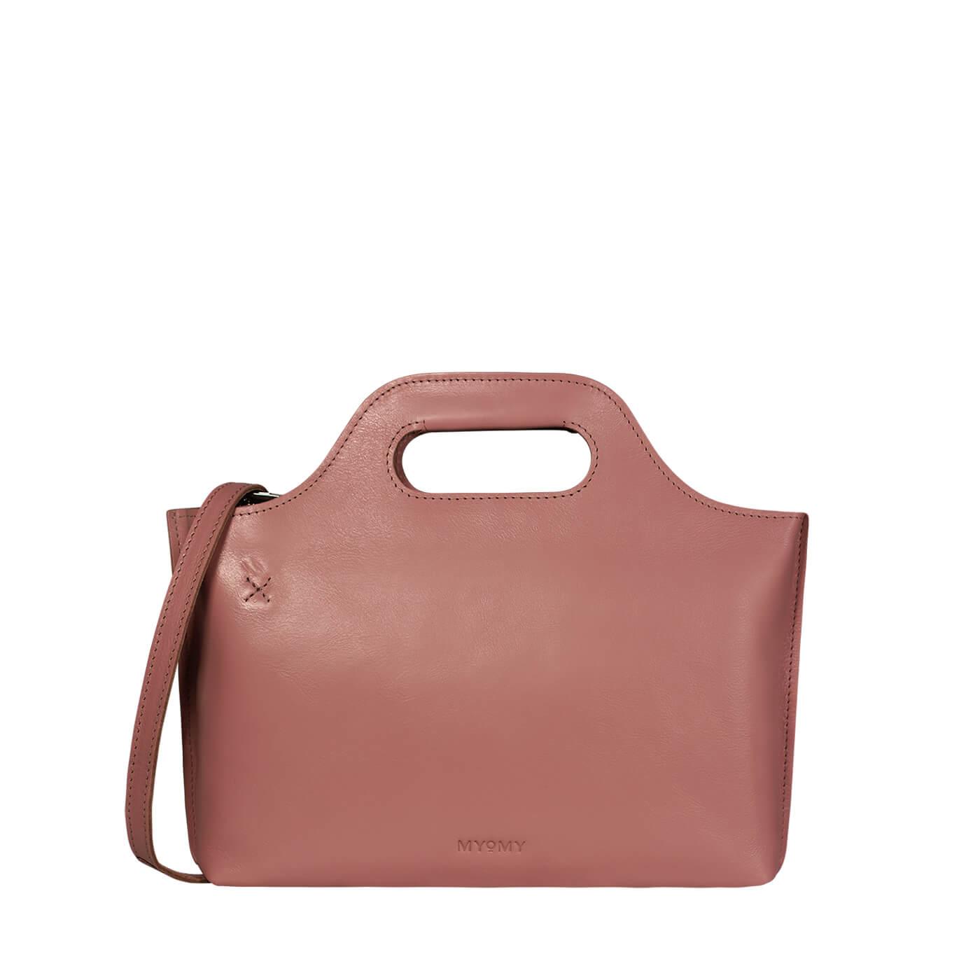 MY CARRY BAG Mini - hunter waxy pink