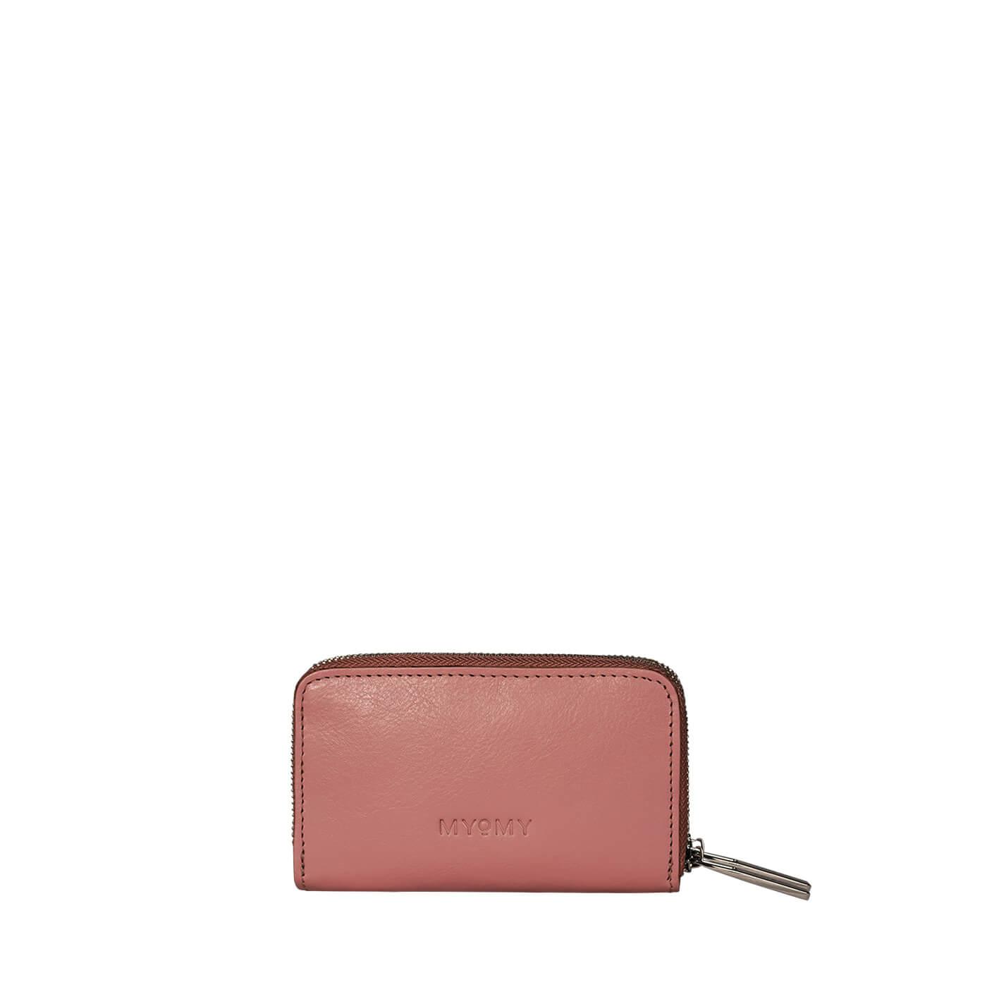 MY CARRY BAG Wallet Medium (RFID) - hunter waxy pink