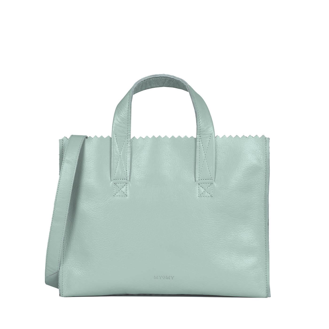 MY PAPER BAG Handbag cross-body - seville mint