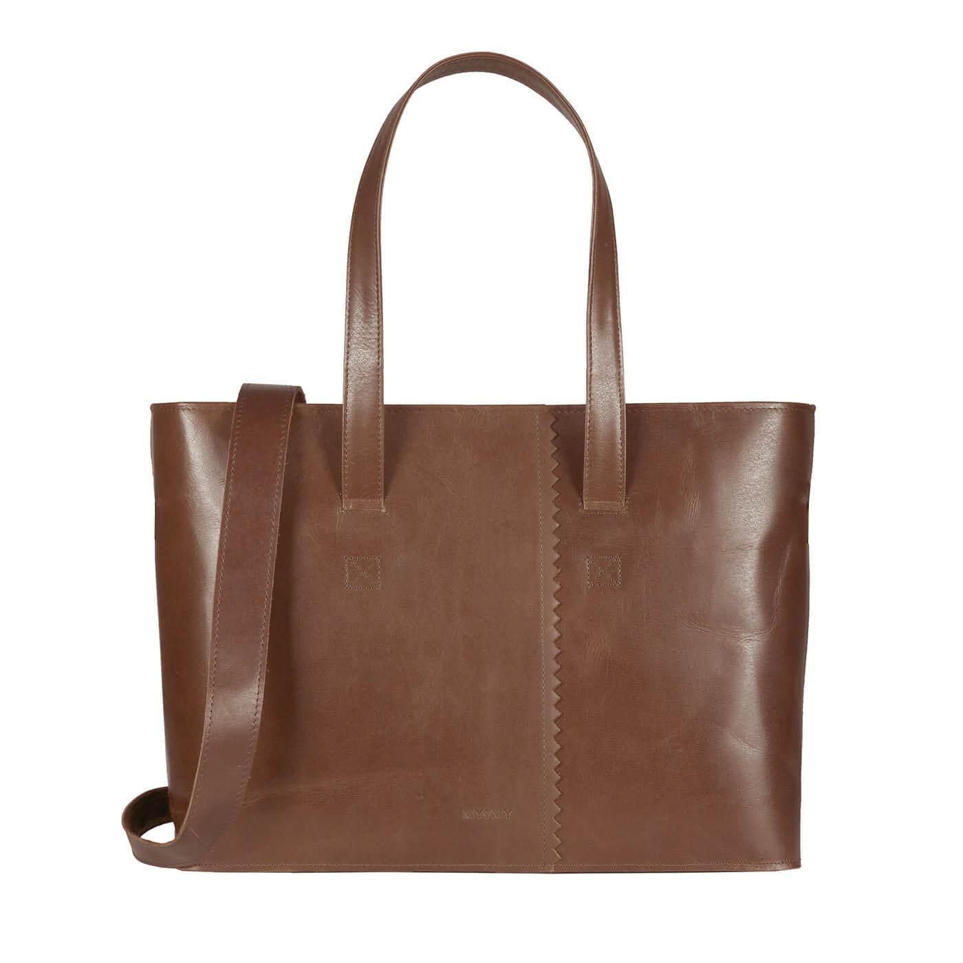 MY PAPER BAG Wrapped Workbag - hunter waxy original