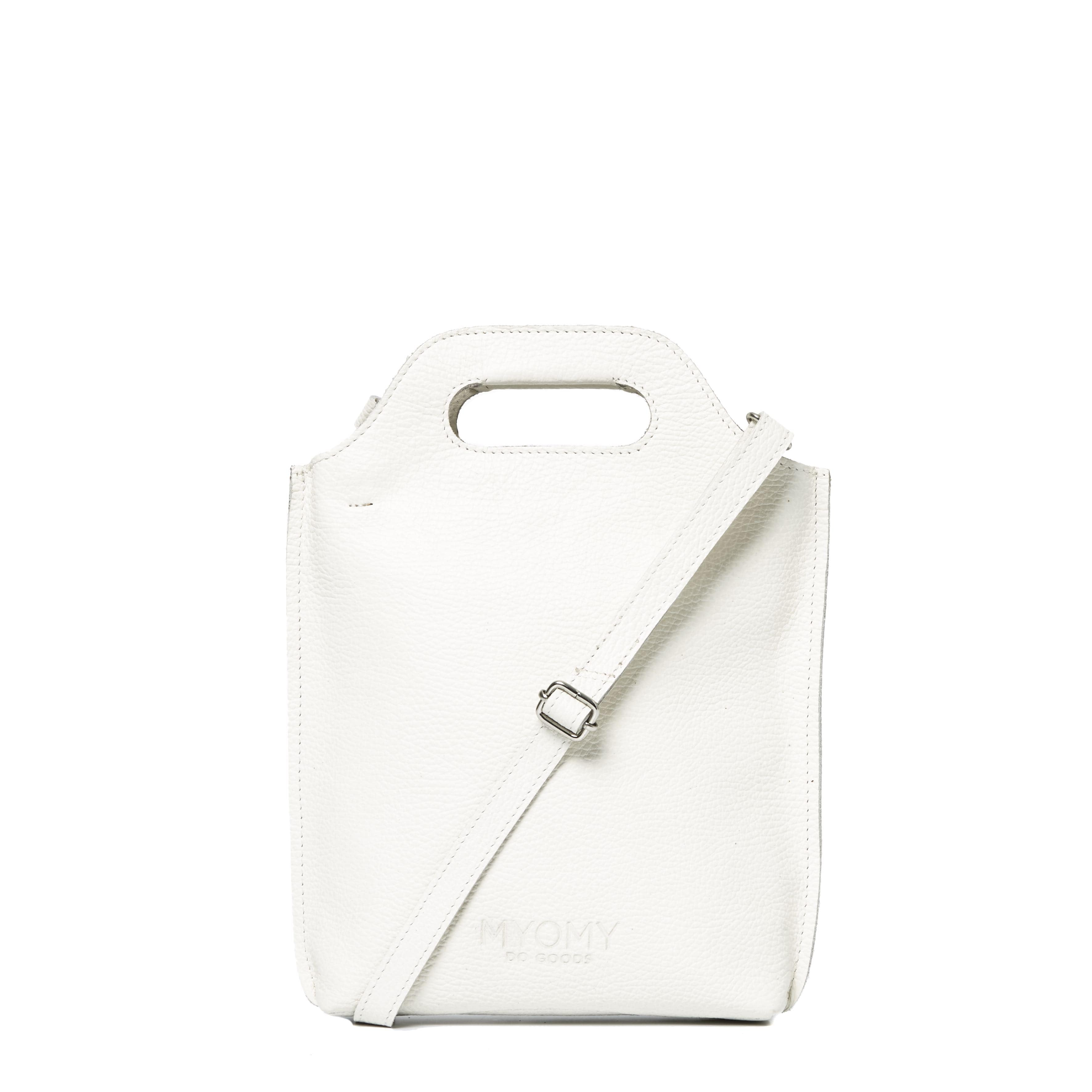 MY CARRY BAG Baggy – rambler white