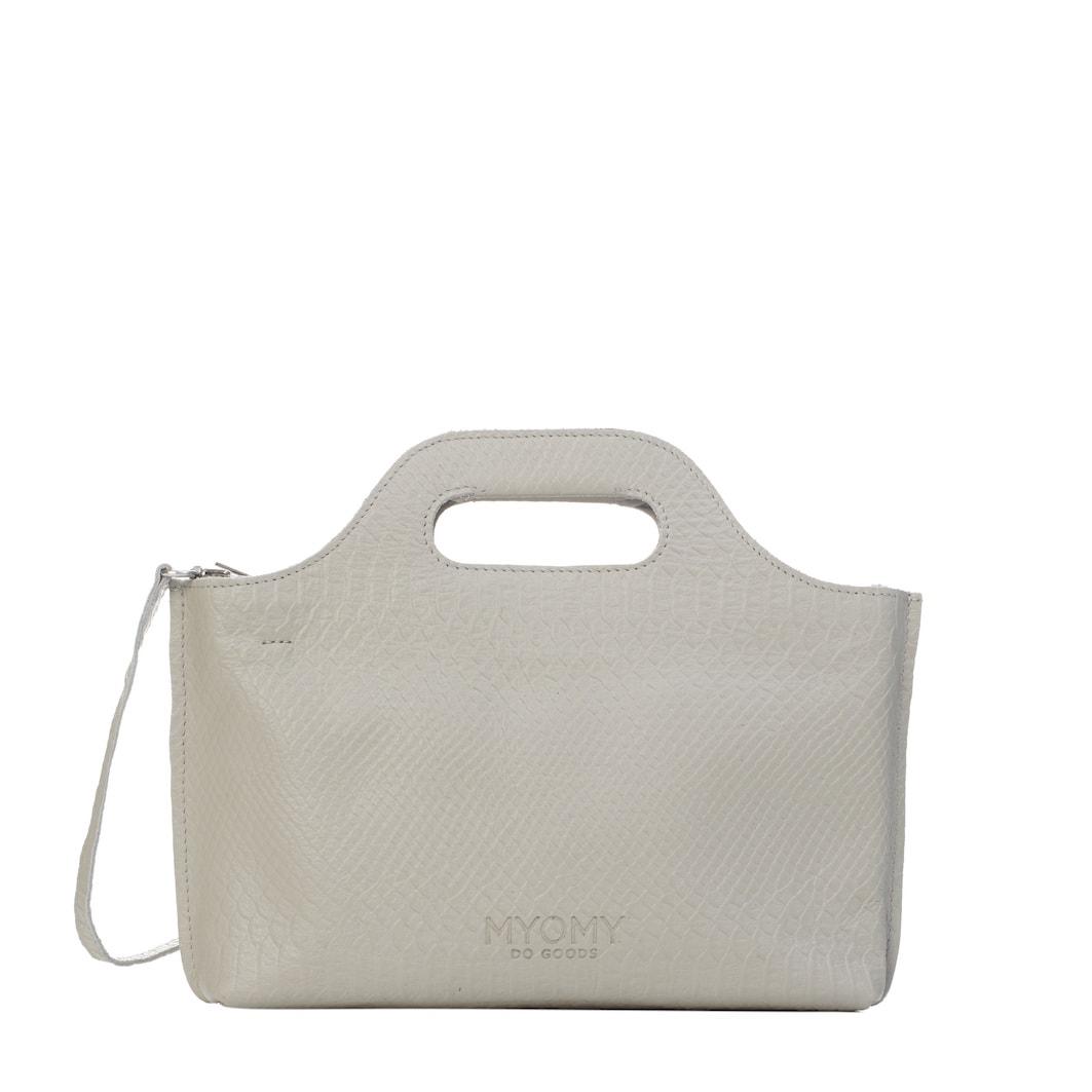 MY CARRY BAG Mini – anaconda grey