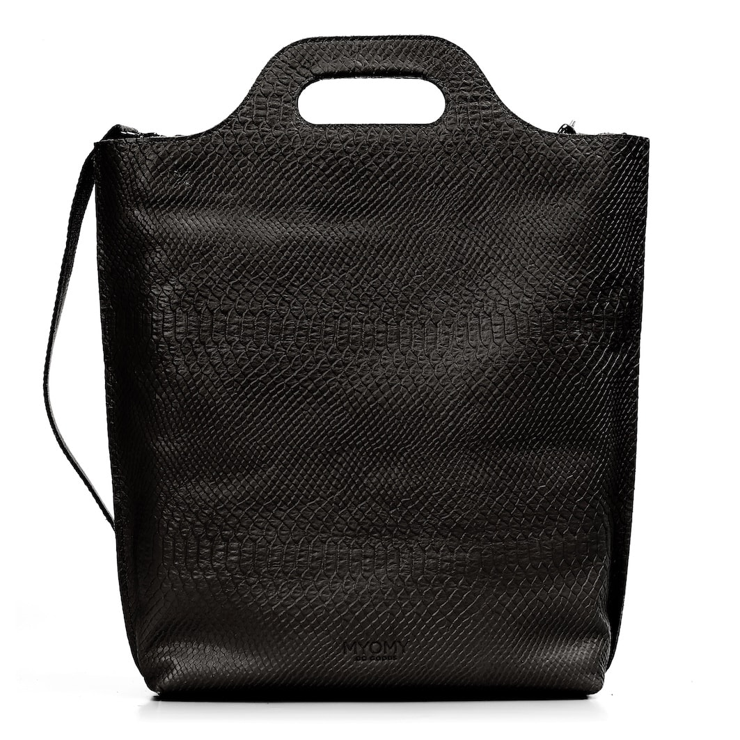 MY CARRY BAG Shopper – anaconda black