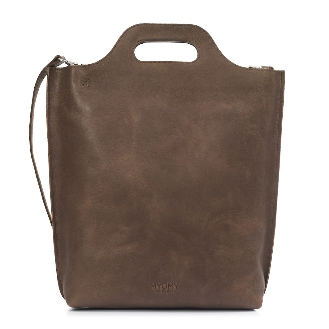 MY CARRY BAG Shopper – hunter original