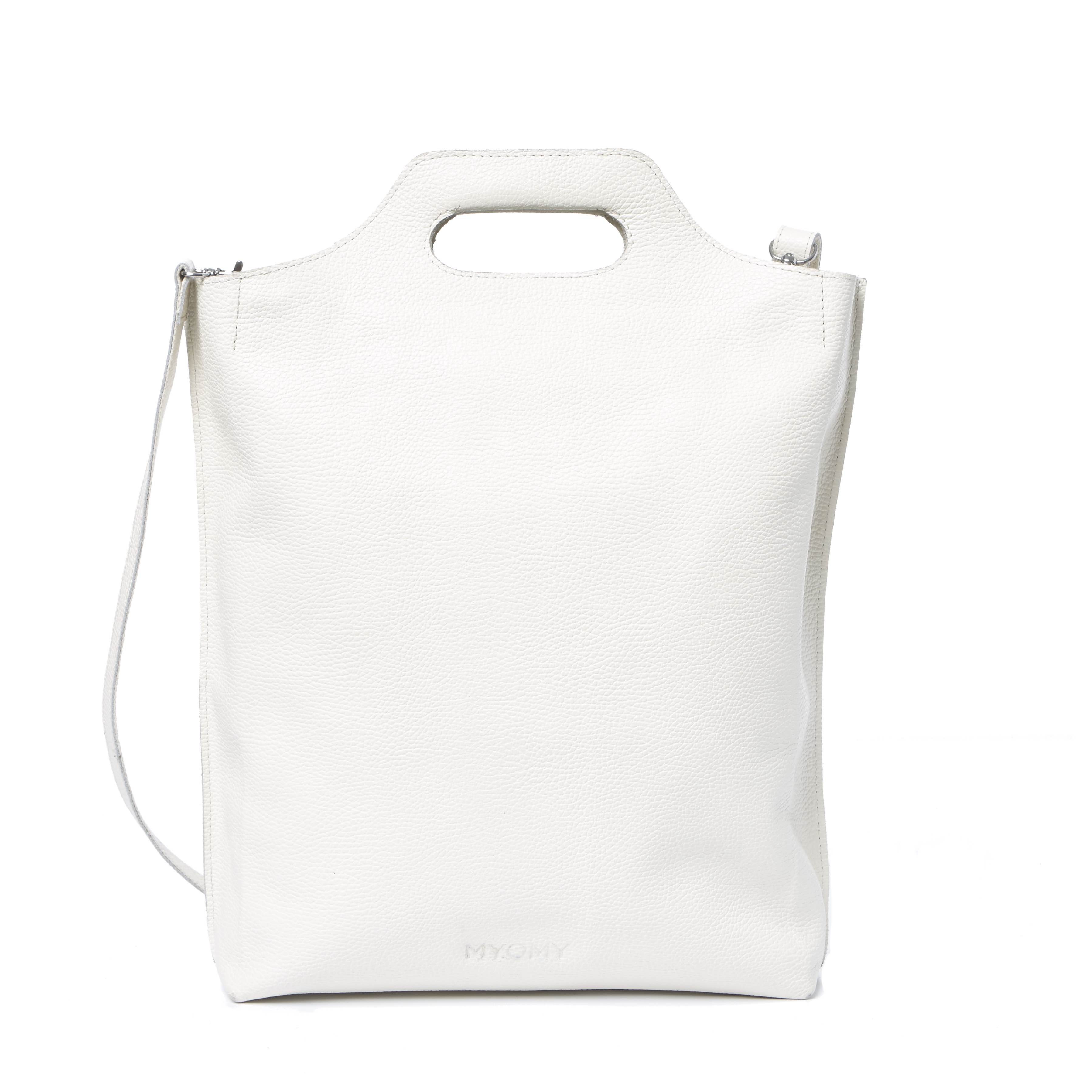 MY CARRY BAG Shopper – rambler white