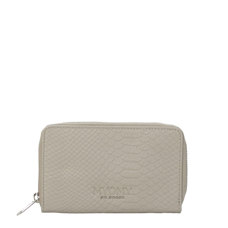 MYOMY Wallet M - anaconda grey