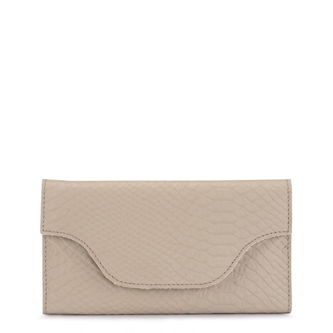 MY CARRY BAG Wallet Large – anaconda grey