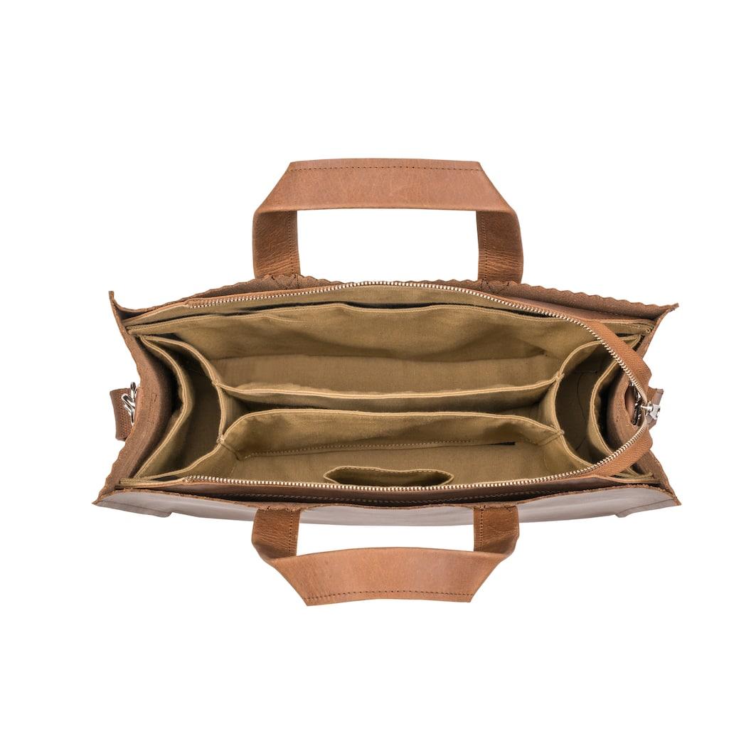 Myomy Anaconda Baby Bag My Paper Taupe qwUXAOA
