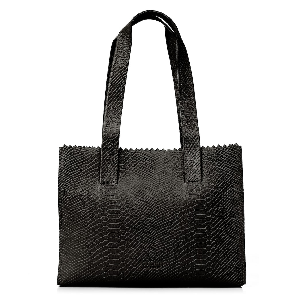 MY PAPER BAG Handbag – anaconda black