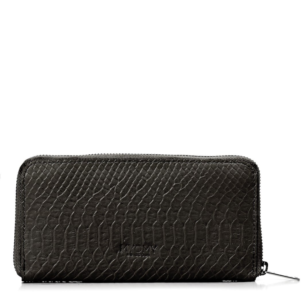 MY PAPER BAG Wallet – anaconda black