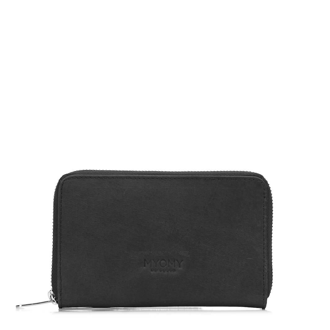 MYOMY Wallet M - hunter off-black